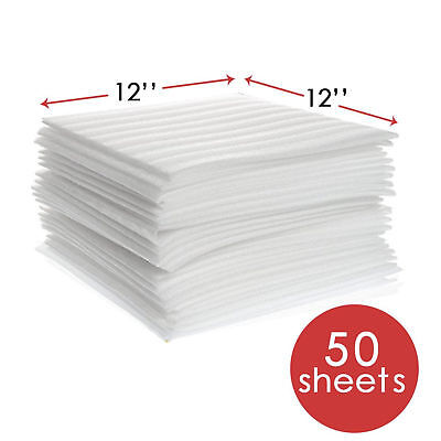 Foam Wrap Sheets Protect Glasses China Dishes Moving Shipping Packing Storing