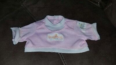 """Betsy Wetsy Doll 16"""" 1989 Ideal Replacement Shirt Only"""