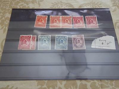 Niger Coast Small Collection Minor Toning Extra Fine Dr Schultz Estate !!8678N
