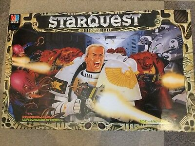 Star Quest MB Spiele
