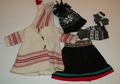 American Girl Pleasant Company Kirsten Winter Outfit (Retired)