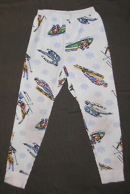 Thermal Underwear Pants Boys Size 6 / 6X Made in USA