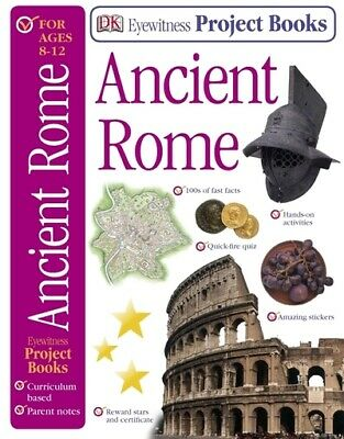 Eyewitness project books: Ancient Rome (Paperback)