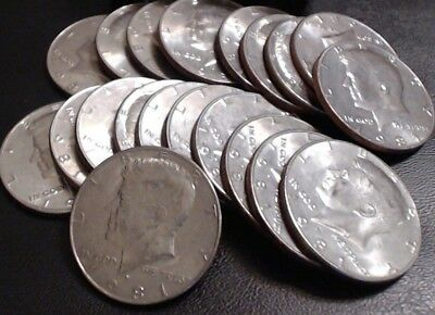 1981 P & D Set of Kennedy Half Dollars ~ 2 Coin Lot ~ FREE Shipping!