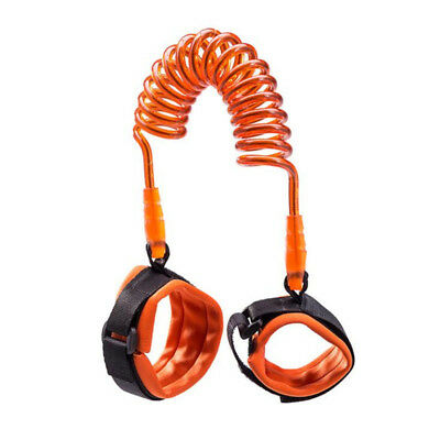 Child Kids Anti-lost Safety Leash Wrist Link Harness Strap Reins Traction Rope