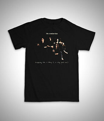 The Cranberries everybody else is doing it unisex T Shirt Dolores O'Riordan men