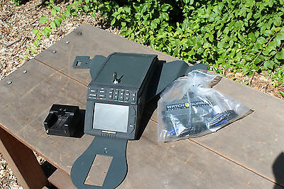 Police WATCH GUARD Digital Car Video Combo Camera and Screen
