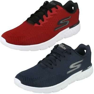 SKECHERS GO RUN 400-Generate 54354 Navy Mens Lightweight ...