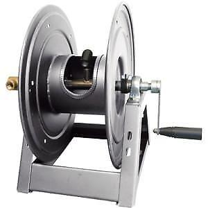 NEW BAR 125 85.402.157 Hose Reel - A Style (138m) BAR Pressure Cleaners