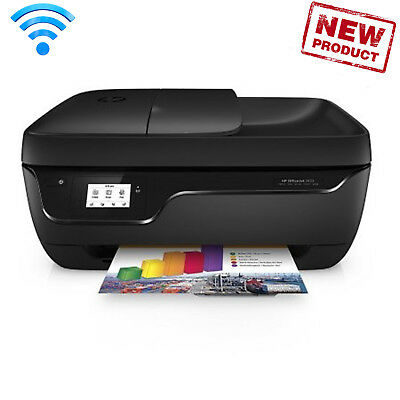 HP OfficeJet All-in-One Printer Scanner Copier Fax Touchscreen Wireless Wi-Fi