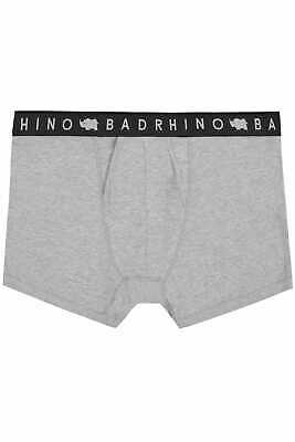 Mens Badrhino Elasticated A Front Boxers