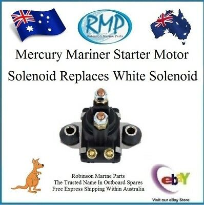 A Brand New RMP Starter Motor Solenoid Mercury Mariner Outboards # R 89-818997T1