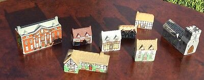 RARE VinTagE COMPLETE SET WADE WHIMSEY on WHY VILLAGE