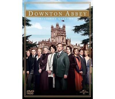 Film DVD UNIVERSAL PICTURES - Downton Abbey - Stagione 04 (4 Dvd)   DVD 0