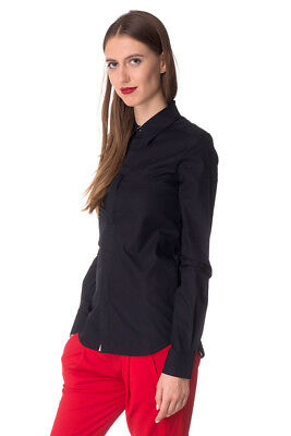 DIESEL BLACK GOLD Size 38 / XS Womens CEVERLY Regular Collar Shirt Made in Italy