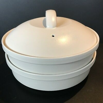 Jamie Oliver Top of the Pots Ceramic Multi Layer Steamer Pot Roast Oatmeal