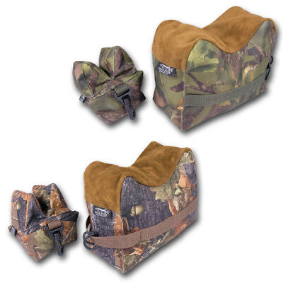 Shooters Bag Rest MTP Multicam Made in UK British Army Filled Snipers Bean Bag