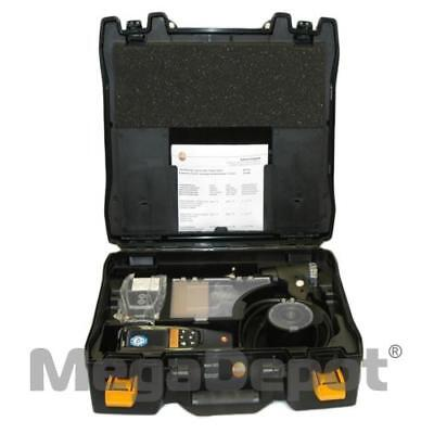 Testo 0563 3220 70, 320 Combustion Analyzer Kit
