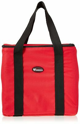 12 x 12 x 12 Winco Insulated Delivery Bag Hot Food Warm Carry Transport Pizza