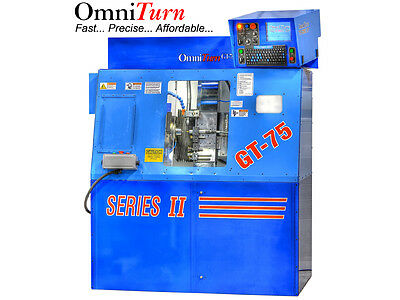 OmniTurn GT-75 CNC Turning Center (Lathe)
