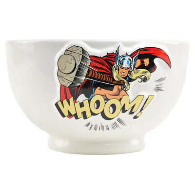 Marvel Comics Thor Embossed Bowl (BOXED) NEW