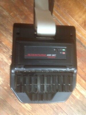 Stentura 400 SRT Electric Stenograph Court Reporting Machine with Stand and case