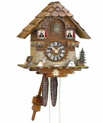 Trenkle 1501 Cuckoo Clock.. New! (Authentic German/black Forest)