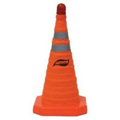 """Aervoe 1190 18"""" Safety Cone - Collapsible"""