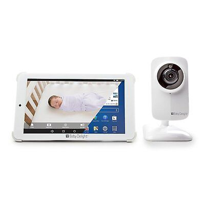 "Baby Delight Snuggle Nest 7.0"" HD Tablet & WiFi Video Baby Monitor Brand New!!"