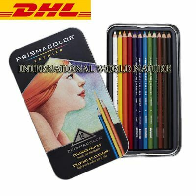 Prismacolor Colored Pencils Set of 12 each box. two box. NEW. FREE SHIPPING*