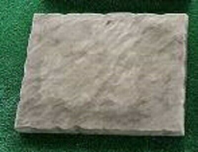 Textured Sandstone Paver Mould 400mm x 300mm Patio Paving