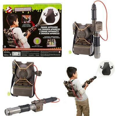Ghostbusters Electronic Proton Backpack Pack Projector Ghost Hunting Games Toy