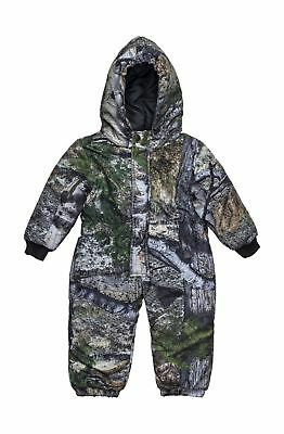 TrailCrest Mossy Oak Camo Infant - Toddler Baby Boy Insulated & Waterproof Sn...