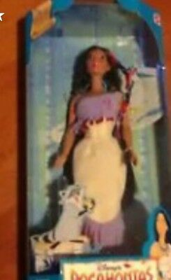 Disney Princess Pocahontas barbie doll (not in original box)