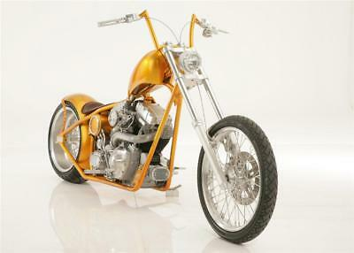 2006 Custom Built Motorcycles Chopper  Paul Yaffe Sue Z Q Motorcycle Discovery Channel Build