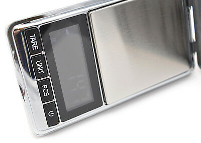 Electronic LCD Display Scale Mini Pocket Digital 1000g*0.1g  Weight Scales. 0104