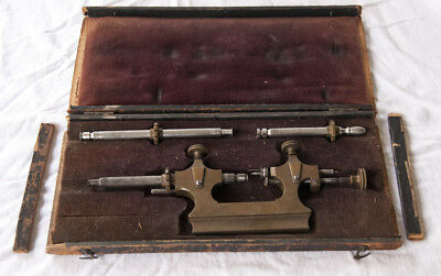 Vintage Jewelers Lathe with Original Box