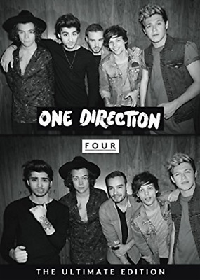 One Direction-Four (Dlx)  Cd New