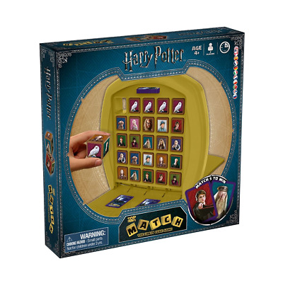 Harry Potter -  Top Trumps Match Board Game - Loot - BRAND NEW