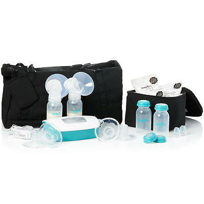 Evenflo Deluxe Advanced Double Electric Breast Pump Model#2951