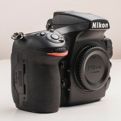 Nikon D810 Digital SLR Camera (Body Only) FX—Excellent condition.