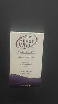 Brilliant (aka Magic) Silver White 15ml