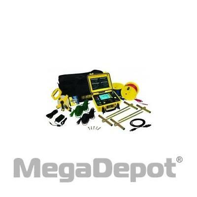 AEMC 2135.54, 6472 500 ft. Multi-Function Ground Tester Kit