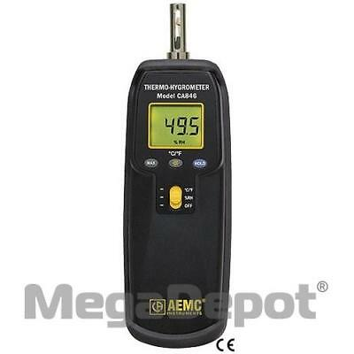 AEMC 2121.24, CA846 Digital Thermo-Hygrometer