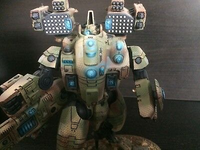 warhammer 40k Tau Empire Stormsurge Pro painted