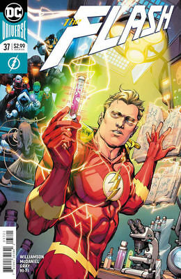 Dc The Flash #37 Variant First Print