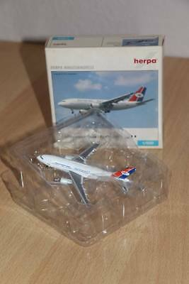 Herpa Wings 514002 Yemenia Airbus A310 1:500