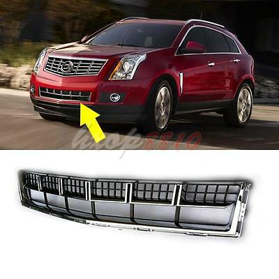 1Pcs For Cadillac SRX 2013-2015 Sedan Auto Front Bumper Lower Grid Grille Cover