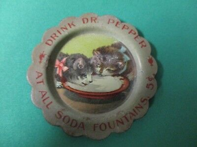 """Dr Pepper Vintage Pin Tray """"rare"""""""