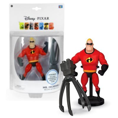 New Pixar Collection Mr Incredible Deluxe Action Figure Omnidroid Claw Official